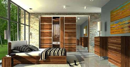 Hálószoba szekrények