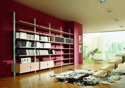 Nappali beépített szekrény 11