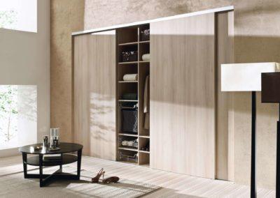 Nappali beépített szekrény 16