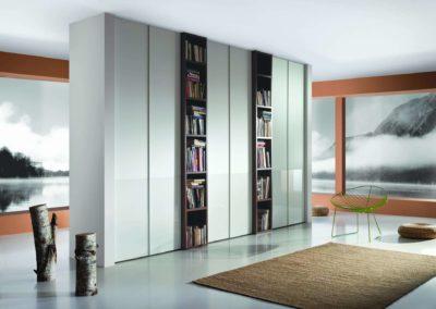 Nappali beépített szekrény 19