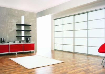 Nappali beépített szekrény 36
