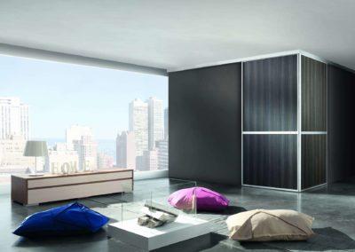 Nappali beépített szekrény 8